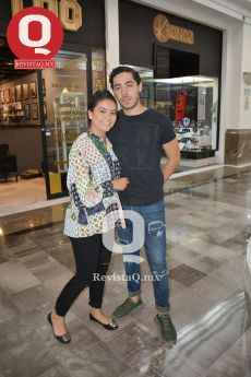 Virginia Herrera y Eduardo Ferrer