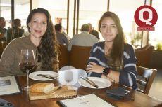 Karina Anguiano y Lizeth Márquez