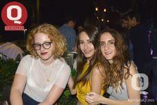 Anguenot Narie, Daniela Verduzco y Sofía Chico
