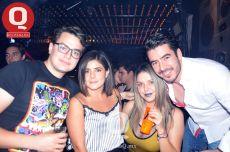 Adrián del Río, Laura García, María Iñigo y Adrián Moreno