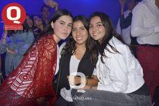 Aitana Salmón, Daniela Flores y Laila Azmar