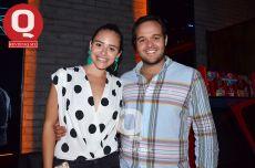 Luisa García y Guillermo San Román
