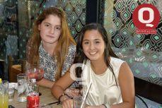 Sofía Salazar y Romina Lezama