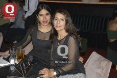 Carolina Segura con Elizabeth Bustos