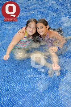 Michelle González y Natalia González
