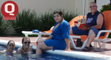 Ofelia Calleja, Luza Torres, Fernanda Torres y Ricardo Torres Origel (QEPD)