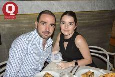 Alejandro Salazar y Susana Sánchez