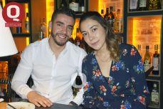 Andrés Muñoz y Michael Magdaleno