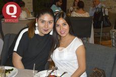 María Prado y Fabiola Hernández