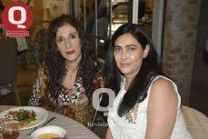 Verónica Durán y Adriana Chico