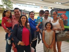 Familias Plasencia y Del Mazo