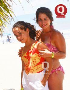 Fernanda Rentería y Caro Obregón