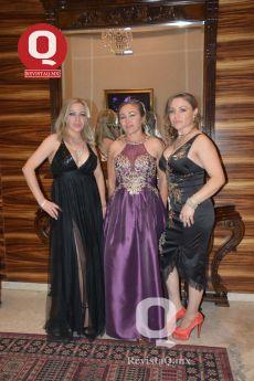 Patricia Solís, Juanita Solís y Silvia Solís