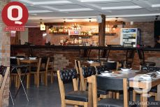 Lugar de moda Aldama restaurant-bar
