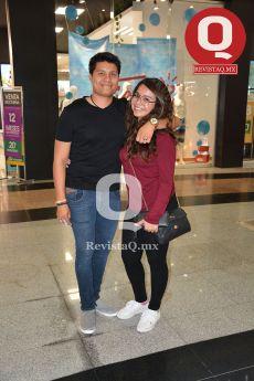 Rafael Olmedo y Marlene Castillo